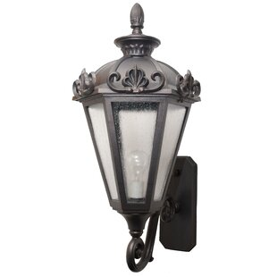 Read Reviews Petrey 3-Light Outdoor Sconce By Alcott Hill