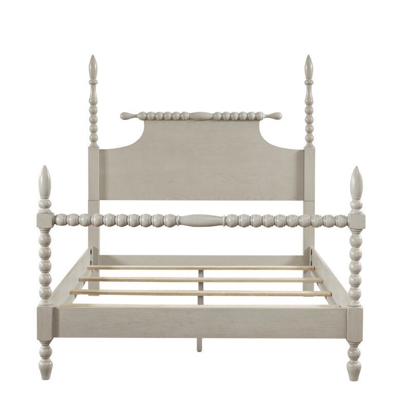 Beckett Low Profile Four Poster Bed