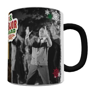 Christmas Story Leg Lamp Heat Sensitive Coffee Mug