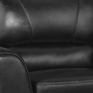 Woodcock Leather Sofa