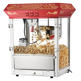 8 Oz. Old Time Popcorn Machine