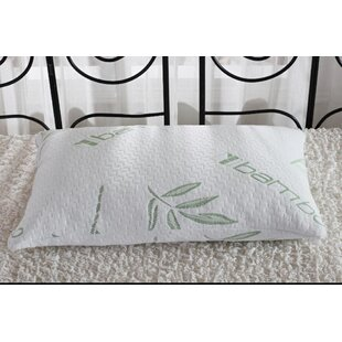 Gephart Rayon From Bamboo Shredded Memory Foam Standard Pillow