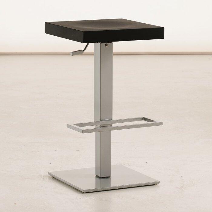 Peachy Cult Air Adjustable Height Swivel Bar Stool Theyellowbook Wood Chair Design Ideas Theyellowbookinfo