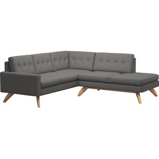 Luna Sectional by TrueModern