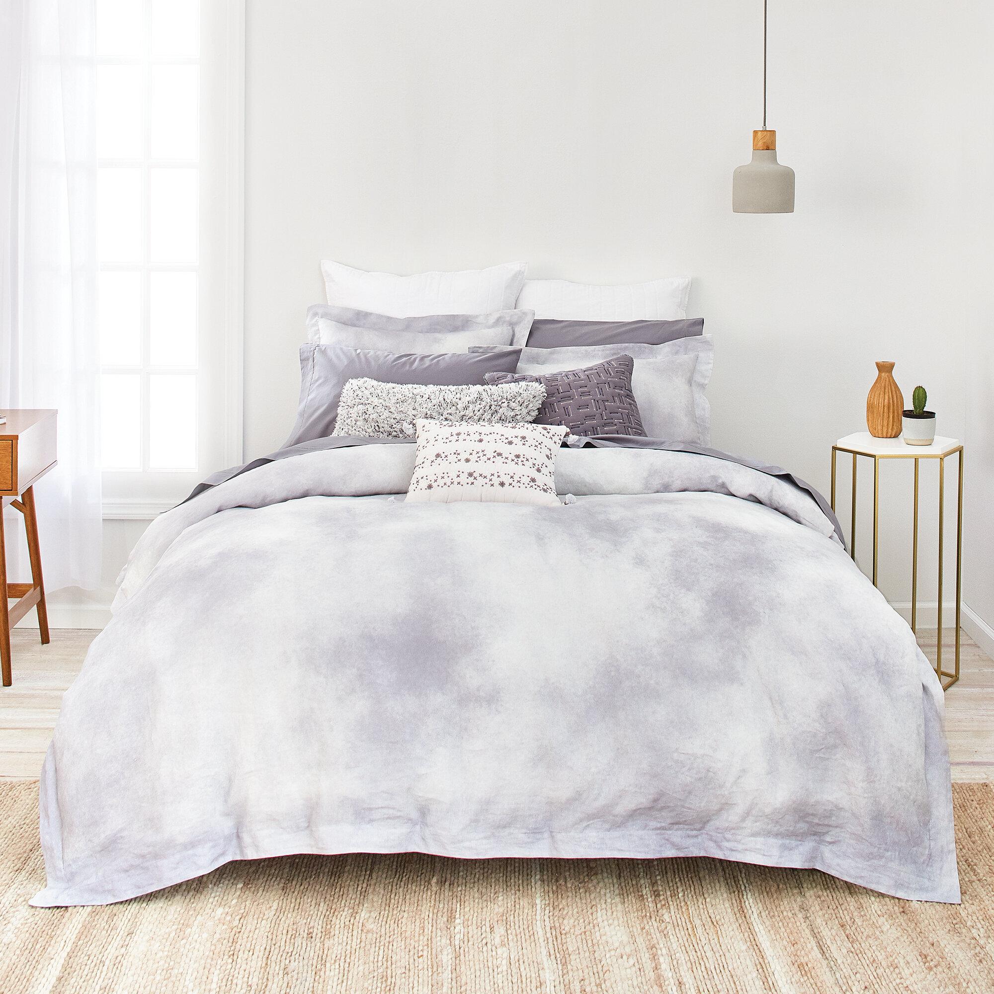 Milan Marble Comforter Set Allmodern