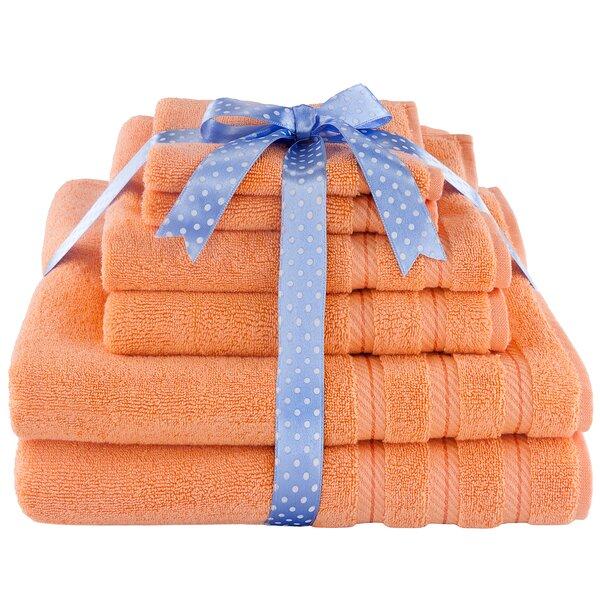 Peach Colored Towels Wayfair