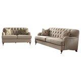 Batholo 2 - Piece  Living Room Set by Alcott Hill®