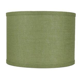 Classic 14 Burlap Drum Lamp Shade