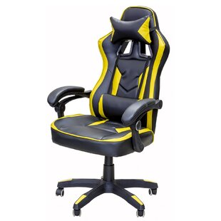 Racing Style Gaming Chair by Ebern Designs Best Choices