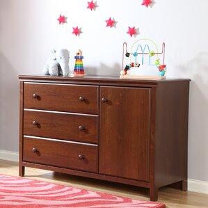 Cotton Candy Dresser Combo