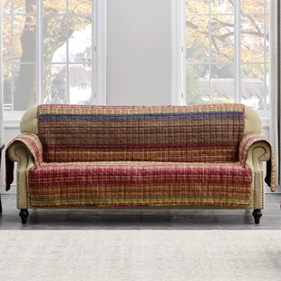 Gold Rush Sofa Slipcover
