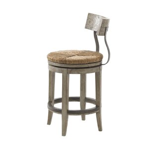 Find for Twilight Bay 24 Swivel Bar Stool by Lexington Reviews (2019) & Buyer's Guide