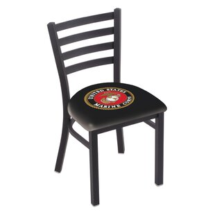 U.S. Armed Forces Stationary Side Chair