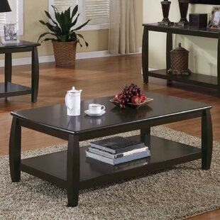 Comparison Coaster Coffee Table By Friedrich