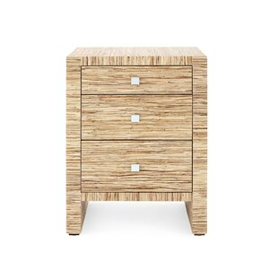 Morgan End Table with Storage