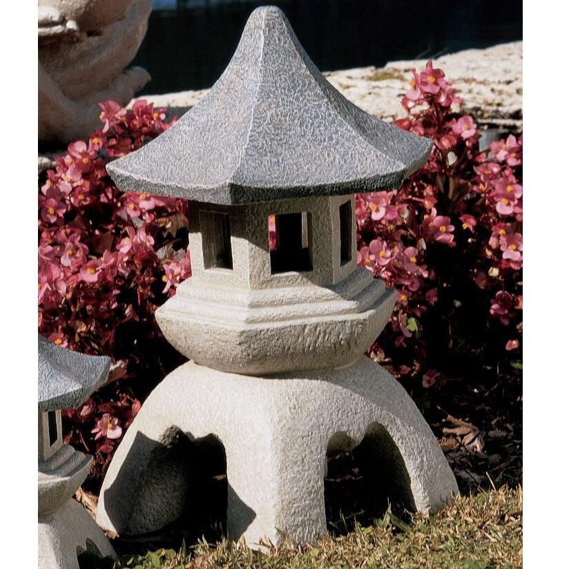 Design Toscano Pagoda Decorative Lantern U0026 Reviews | Wayfair