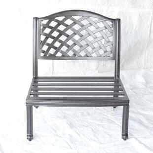 Nola Armless Club Chair by Darby Home Co