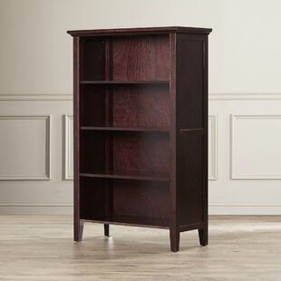 Read Reviews Quinones Standard Bookcase by Darby Home Co
