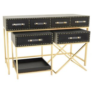 Kowalczyk Functional 3 Piece Console Table Set