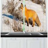 Fox Valances Kitchen Curtains You Ll Love In 2021 Wayfair