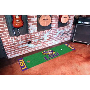 NCAA Louisiana State University Putting Green Doormat