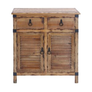 Rustic Cabinets & Chests You'll Love | Wayfair