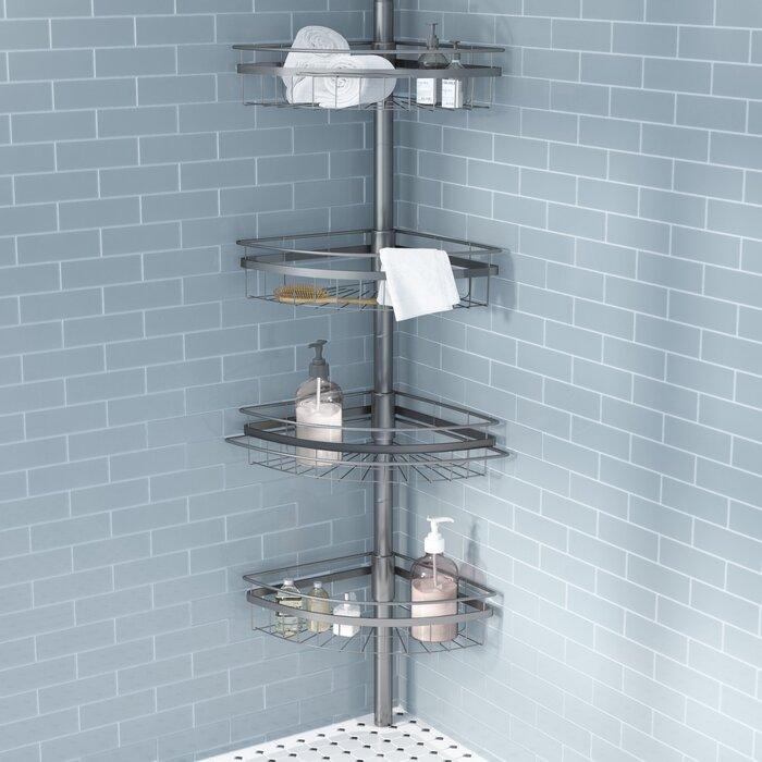 Perfect Shower Accessories Adornment - Bathtub Ideas - dilata.info