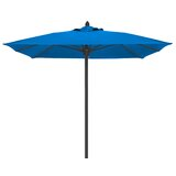 Burruss 6 Square Market Umbrella