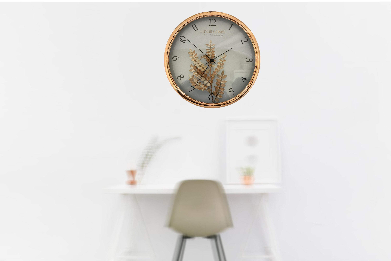 Everly Quinn Tardiff 14 Wall Clock Wayfair