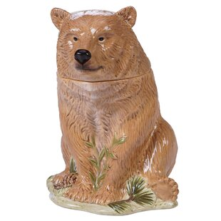 Sproule 3-D Bear 2.25 qt. Cookie Jar