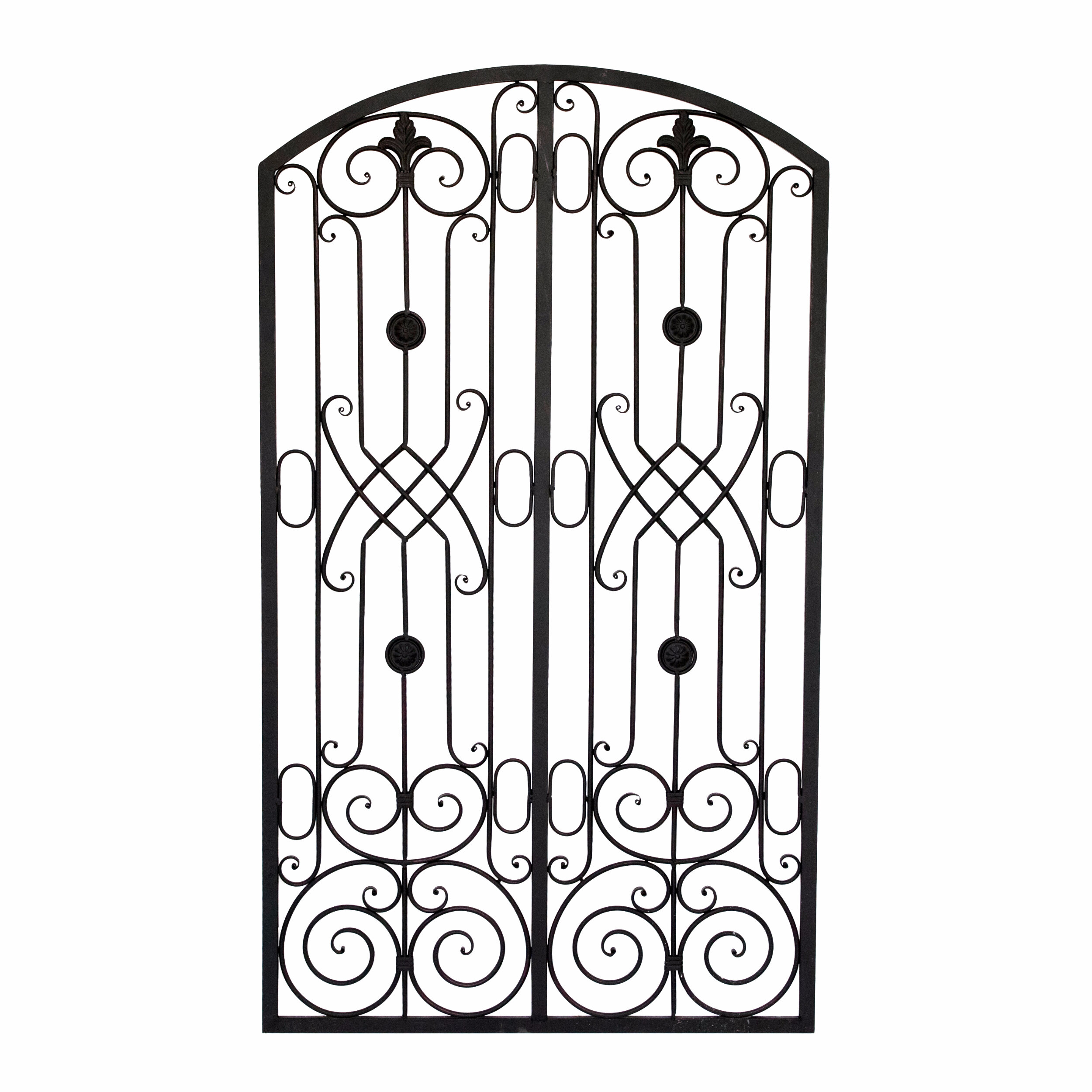 Famous Double Loop Ornamental Wire Fence Ornament - Wiring Diagram ...