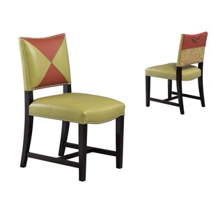 Willem Upholstered Dining Chair by Leathercraft