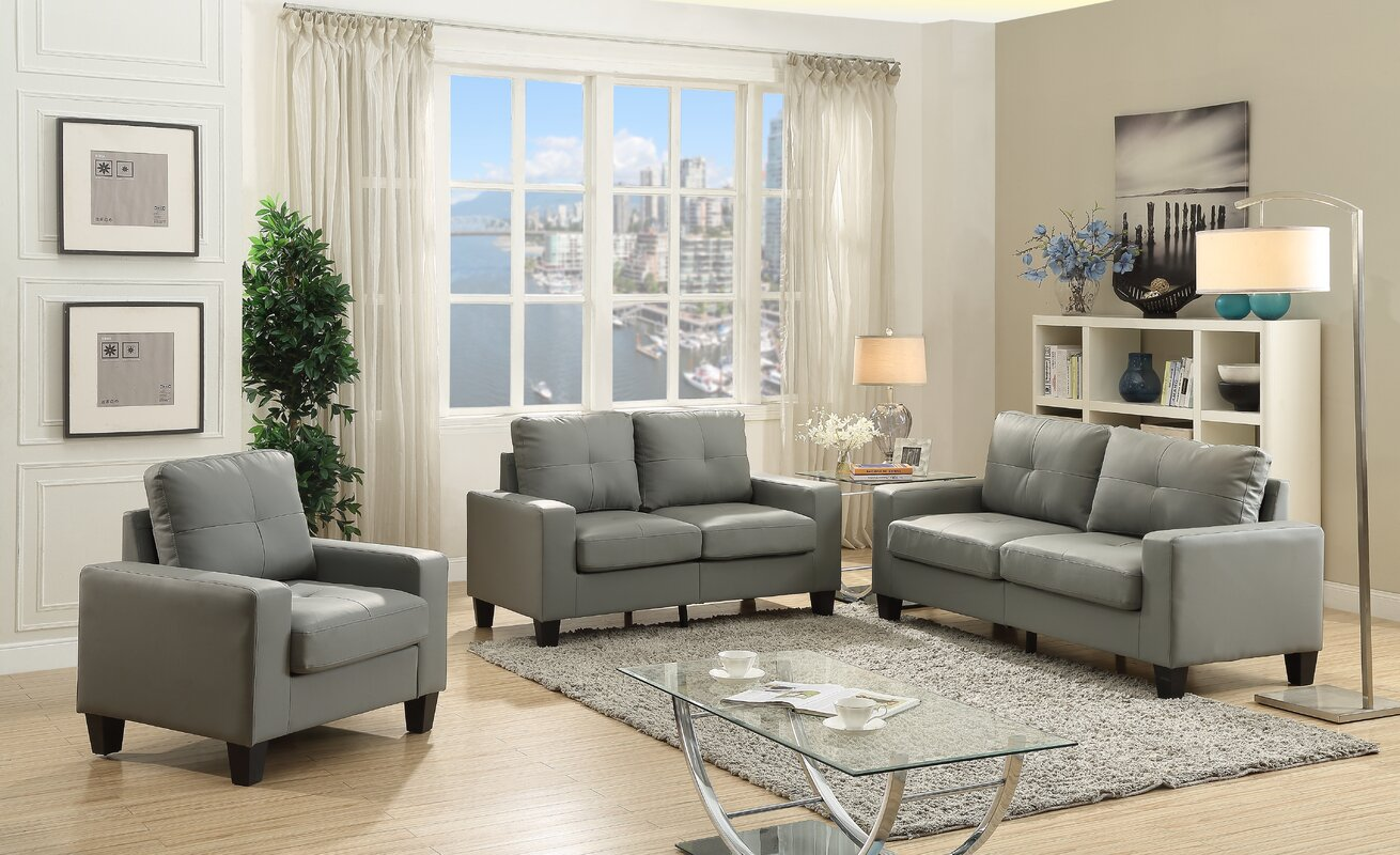 Tiff Configurable Living Room Set