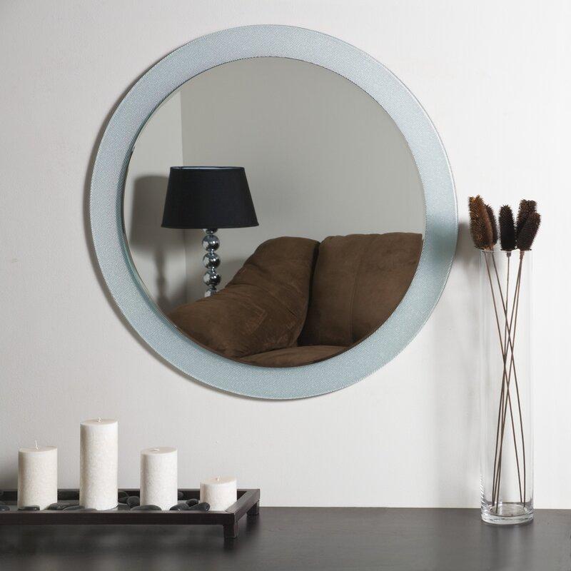 Longshore Tides Raelyn Wall Mirror