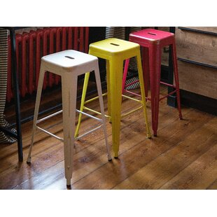 Byars Metal 12.2 Bar Stool (Set of 2) by Williston Forge