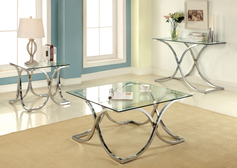 - House Of Hampton Malvern 3 Piece Coffee Table Set & Reviews Wayfair