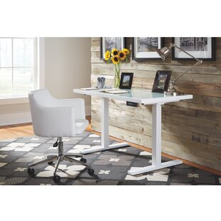 Compare Wendler Rectangular Standing Desk By Mercury Row
