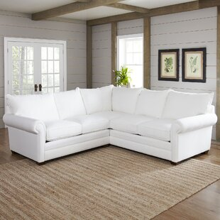 Budget Coyne Sectional by Birch Lane™ Heritage Reviews (2019) & Buyer's Guide