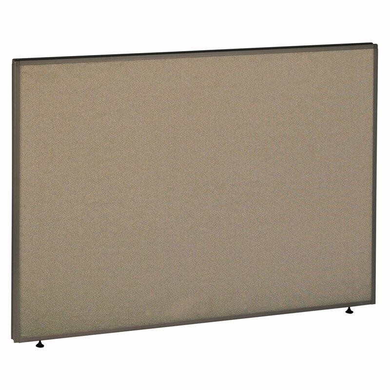 Divider Furniture bush business furniture propanel privacy 1 panels room divider, 43