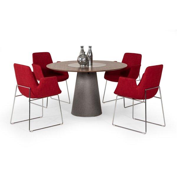 Large Round Table Seats 8 Wayfair