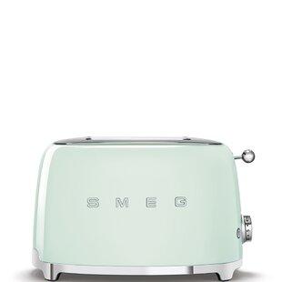 2 Slice 50s Style Toaster