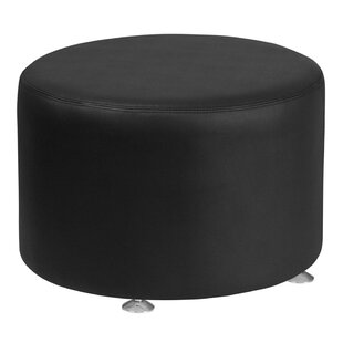 Acord Leather Ottoman