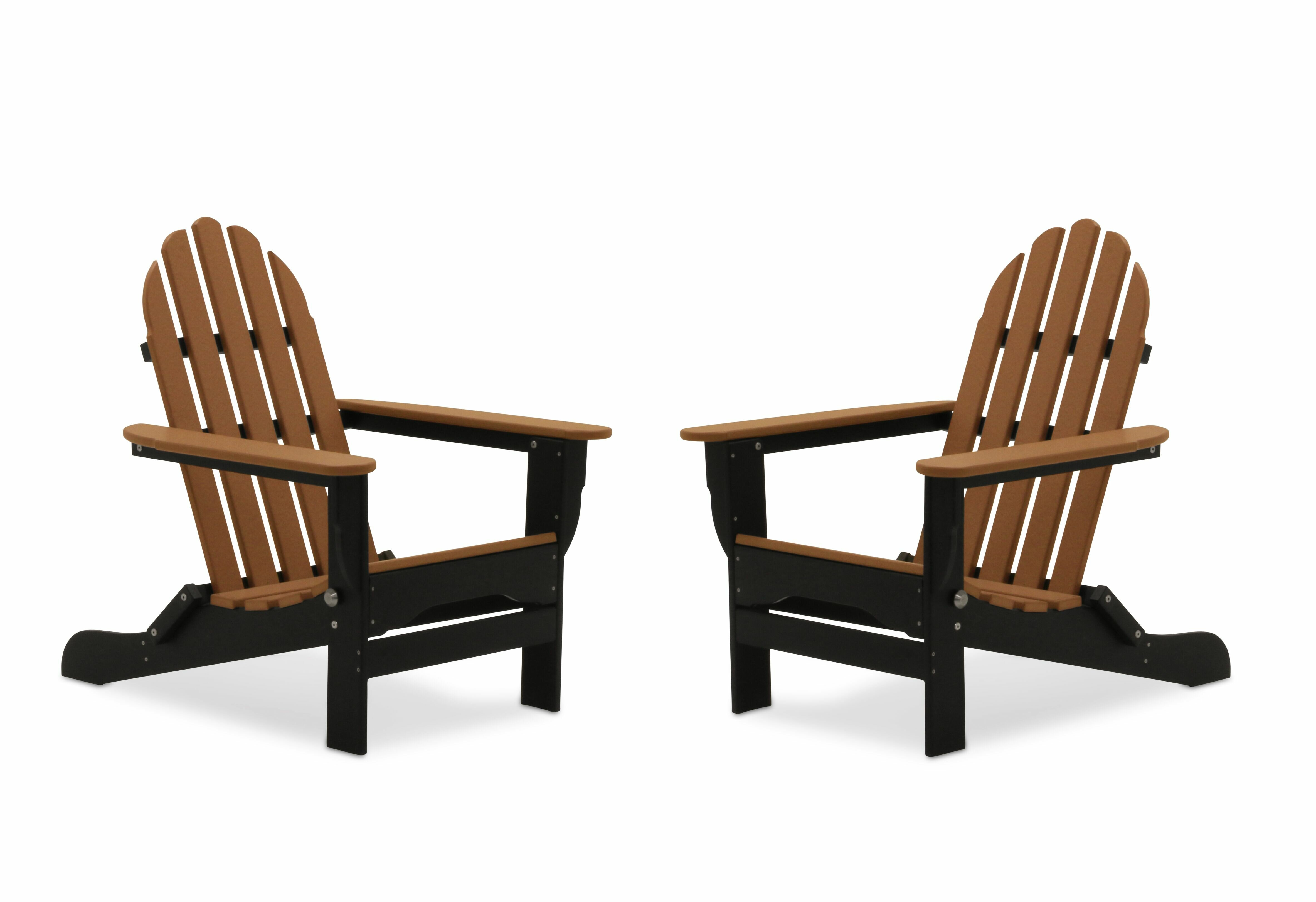 Plastic Adirondack Chairs You Ll Love In 2021 Wayfair
