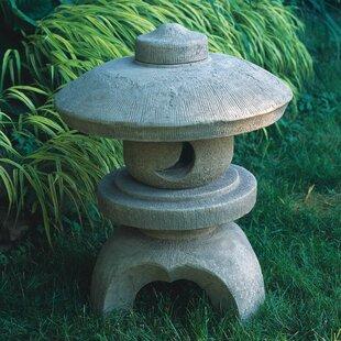 Merveilleux Morris Round Pagoda Statue