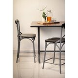 Saritoga Bar & Short Stool (Set of 2) by Gracie Oaks
