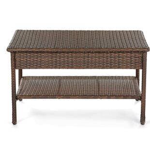 Rueda Wicker Coffee Table