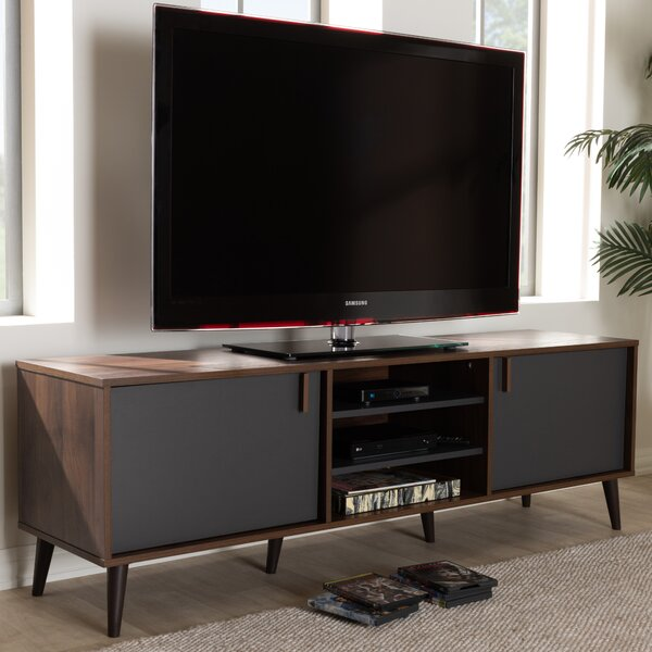 George Oliver Osiris Tv Stand For Tvs Up To 70 Reviews Wayfair