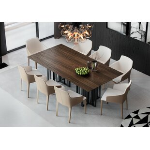 Spitalfields Dining Table Modloft Black