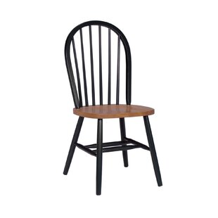 Roselawn Spindleback Windsor Side Chair Charlton Home