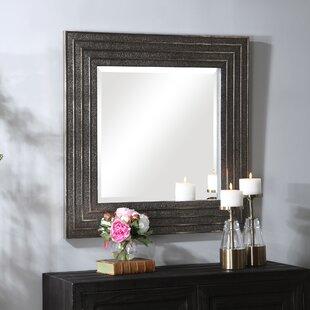 Framed Antique Large Mirror Wayfair